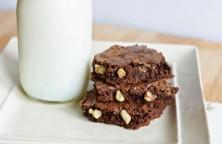 brownies met walnoot nigella