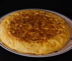 recept tortilla