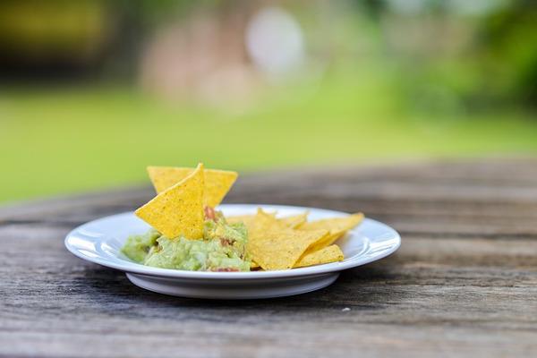 thuis guacamole maken