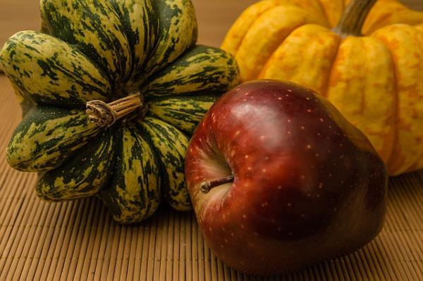 gezonde appel snack