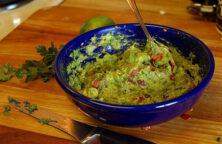 guacamole met tonijn