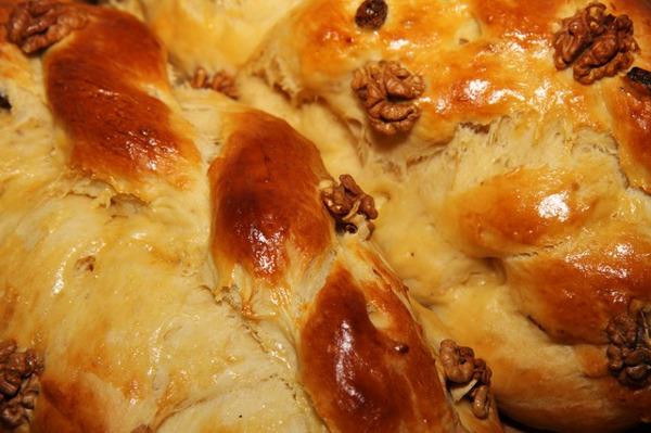brood appel walnoot