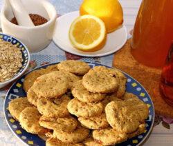 recept koekje havermout