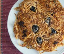 pasta met kappertjes