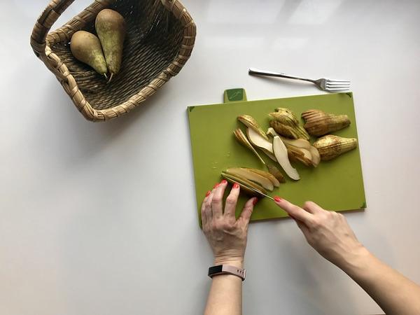 brood met peren